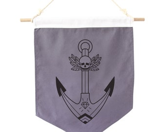 Wall Flag Anchor
