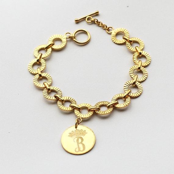 20 off personalized monogram bracelet kate middleton