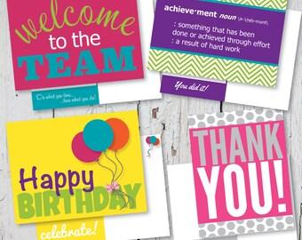Postcard Design Pack - {Printable}