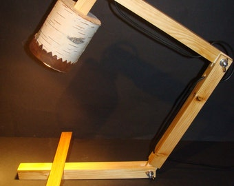 Desk lamp - Nordic functionally