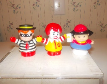 three fisher price little people