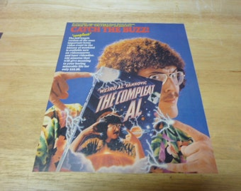 Weird Al Yankovic CLIPPING compleat