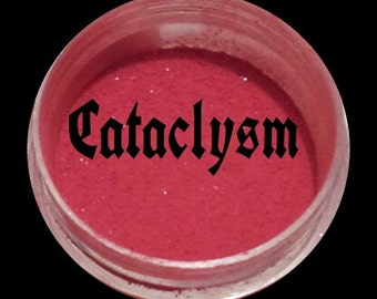 Cataclysm~loose mineral eyeshadow,Lip safe Not Vegan