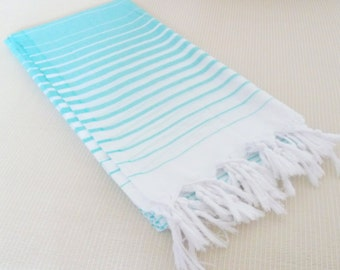 light hamam towel 190x90 cm