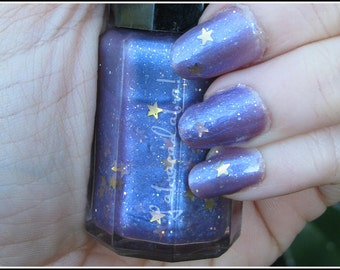 Lunar Princess - MLP / Luna Inspired Labracadabra Nail Polish