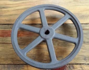 Vintage steampunk pully