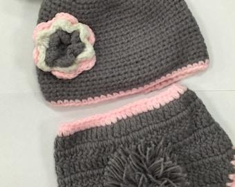 Baby Crochet Bunny