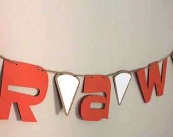 RAWR! Dinosaur Banner