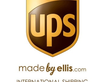 International UPS Shipping for Non-UK Customers