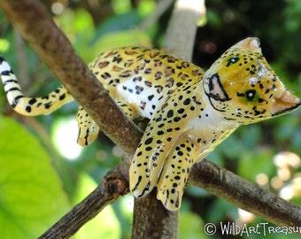 Leopard Spirit Animal Totem