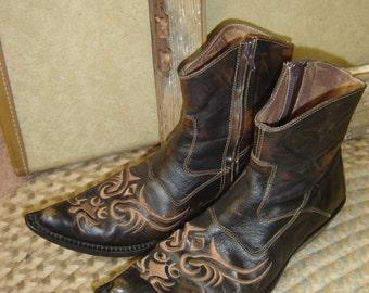 popular items for rockabilly cowboy on etsy