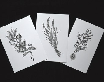 Set of Art Prints