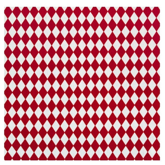 Classic Diamond Lipstick White Home Decorator Fabric Premier