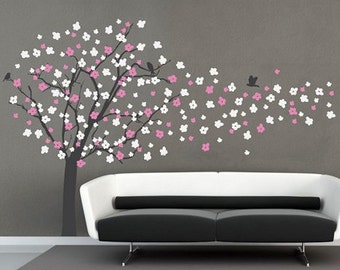 popular items for stickers chambre filles on etsy. Black Bedroom Furniture Sets. Home Design Ideas
