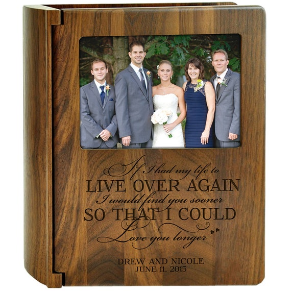 Personalised Wedding Photo Albums: Personalized Wedding Photo Album Wedding By