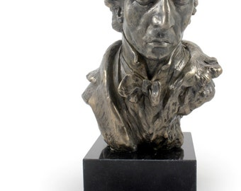Fryderyk Frédéric Chopin, famous polish people, limited edition, ArtDog