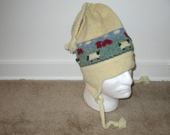 Cow Ear Flap Hat