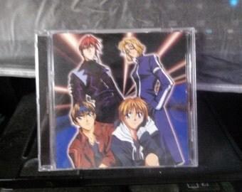 Rare WeiB Kreuz Original TV Soundtrack