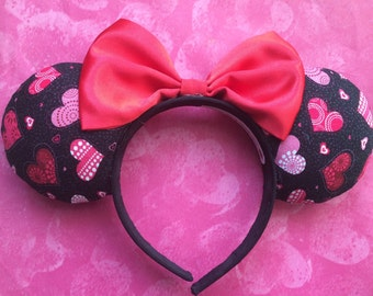 Valentines Day Heart Ears