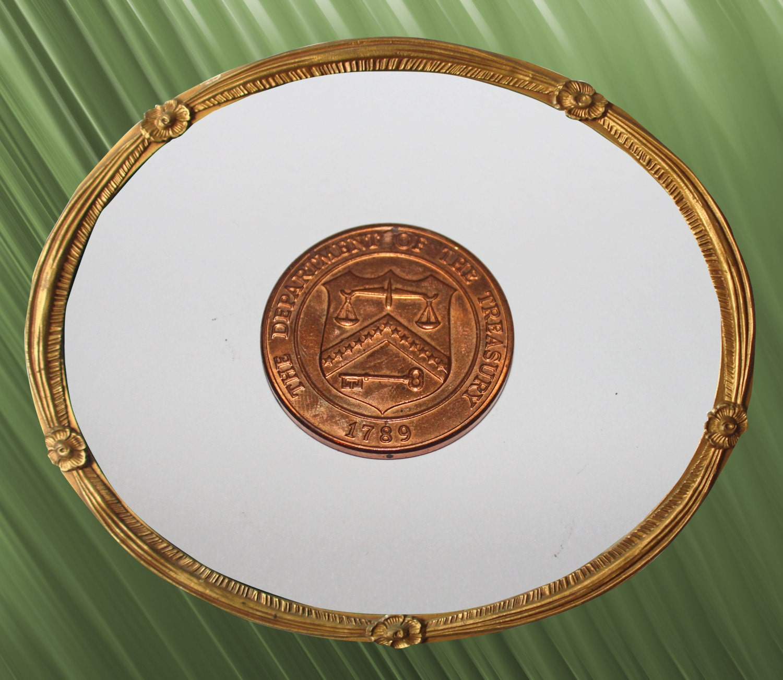 Vintage 1789 United States Mint Denver Colorado Department Of