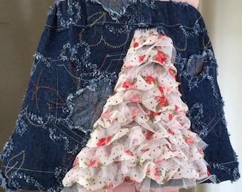 Koda Penny Pocket Skirt PDF pattern and tutorial - sizes 1 to 12 - Girl - By Koda Baby