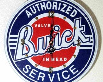 Buick Wall Clock - 11.75'' Diameter - New