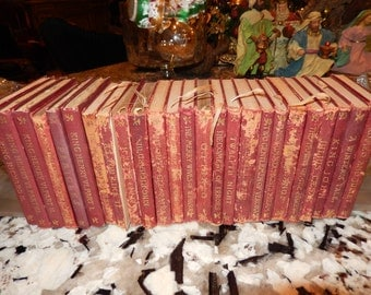 TEMPLE SHAKESPEARE 25 VOLUMES