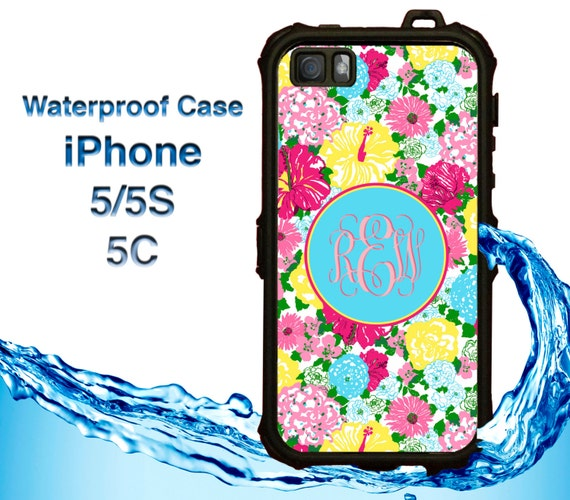 lilly pulitzer iphone 5 case waterproof iphone 5 lilly pulitzer inspired iphone 5s 17780