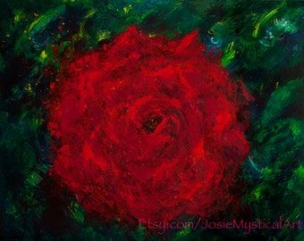 Rose of the Magdalene, large print