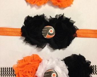 Philadelphia Flyers Girls Headband