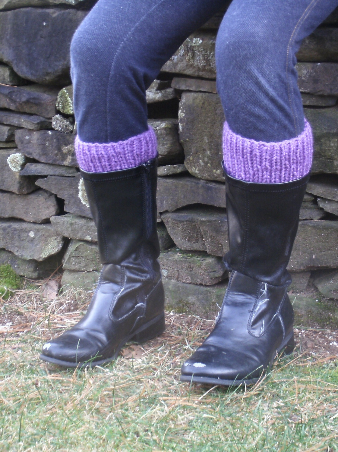 made to fit plus size boot cuffs large boot toppers womens