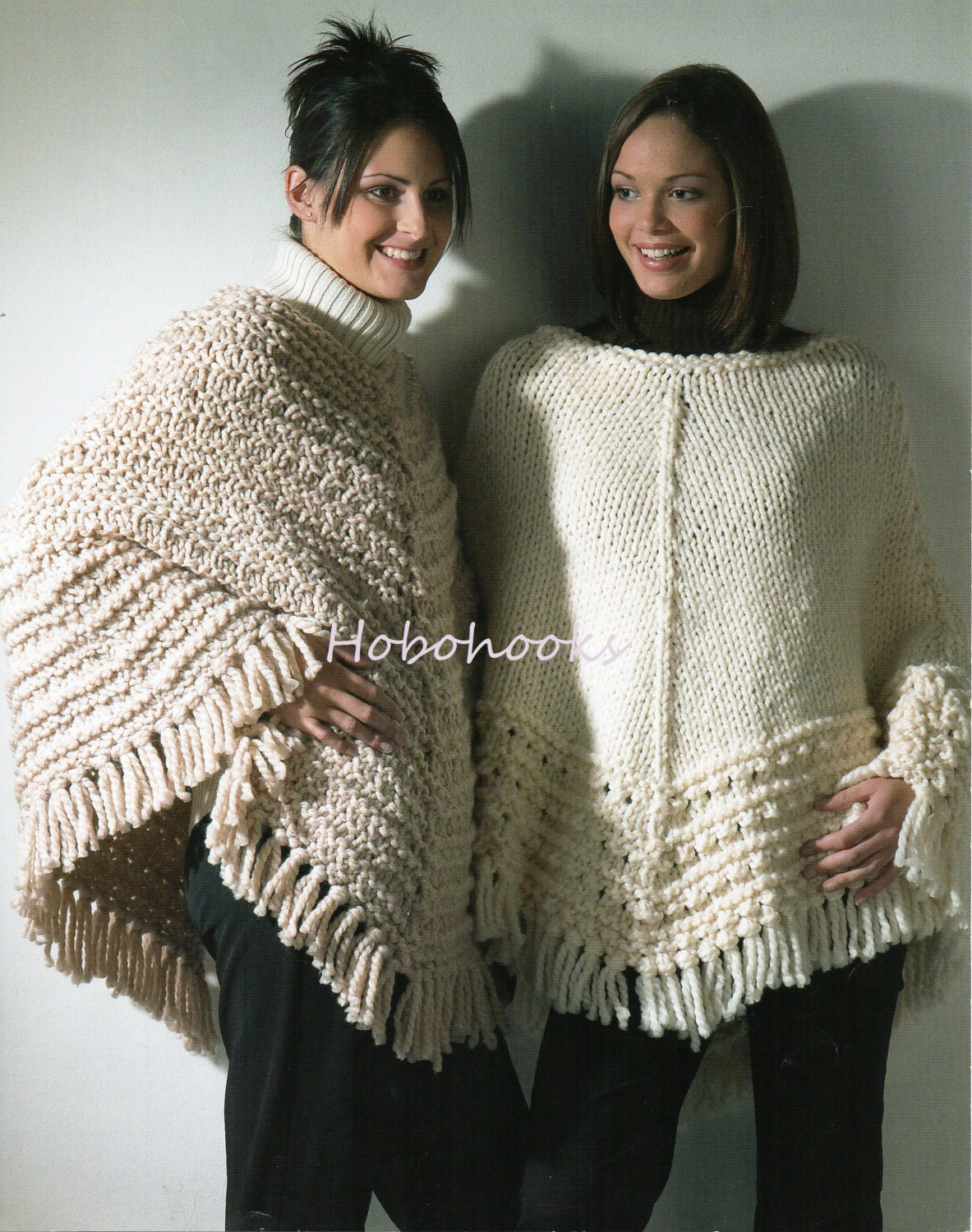 Womens super chunky ponchos knitting pattern pdf ladies ponchos 30 this is a digital file bankloansurffo Gallery