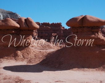 "Goblin Valley print ""Discovery"""