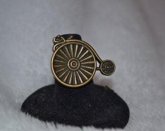 Victorian Bicycle Ring