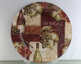 Decorative Tuscan Plate