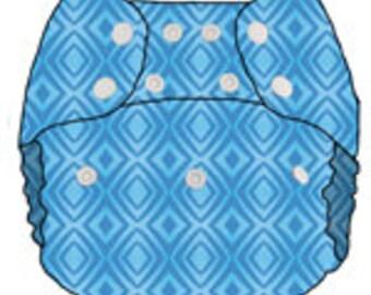 Cloth Diaper Stickers | Set of 48