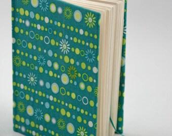 "4"" x 6"" Fabric Journal Sketchbook - Hand Bound"