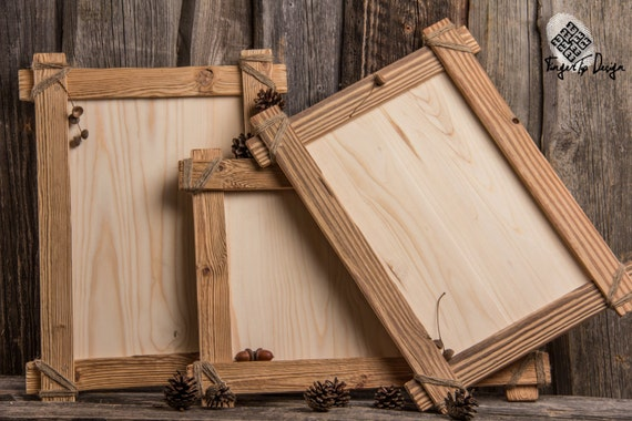 like this item - Wood Poster Frames