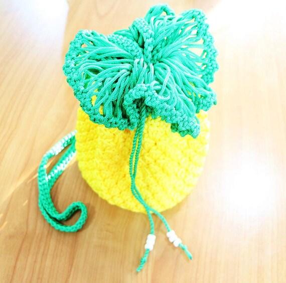 Crochet Cute Bag : All Bags & Purses
