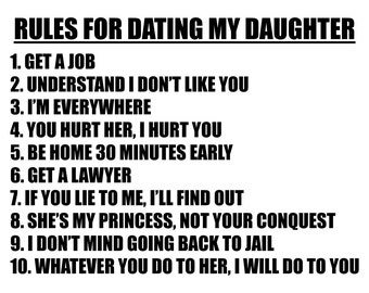 Us dating rules