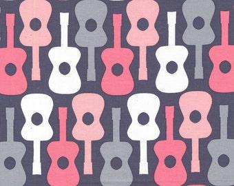 Groovy Guitar Michael Miller CX 2897 BLOM- D