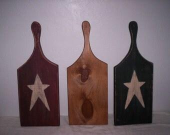 Appy Wall Paddle, Cutting Board