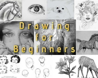 Drawing For Beginners - Learn to Draw the easy way
