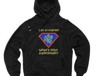 Engineer Hoodie Sweater Engineering Engineer Christmas gift