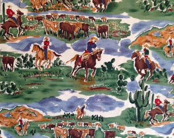 Cattle Drive by Fit to Print