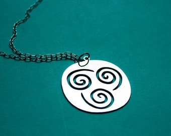 AVATAR The Last Airbender - Legend of Korra AIR necklace - 4 colors available