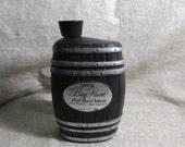 Rare Vintage Avon Barrel with Bay Rum after shave