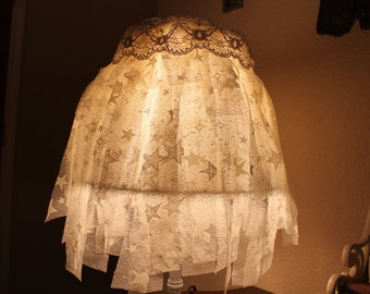Star Lace Lamp