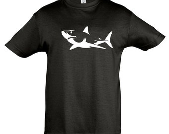 Shark men T-shirt
