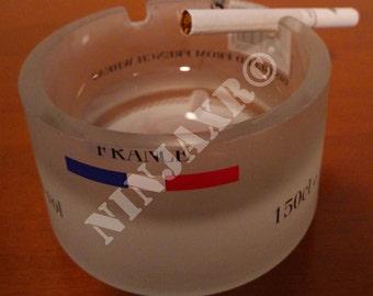 Grey Goose Vodka ashtray handmade Magnum Bottle